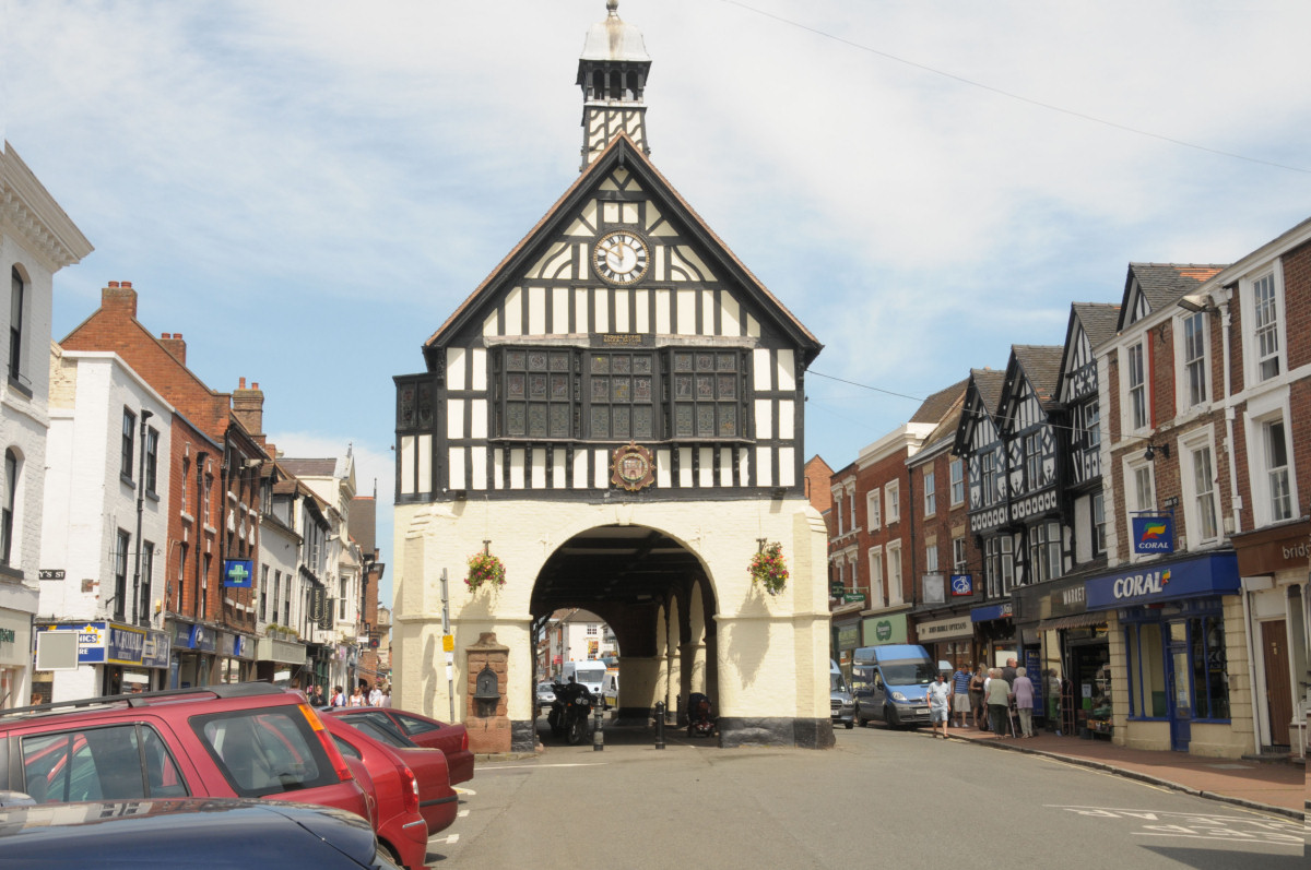 Church Website Design Shropshire - Corve Bar...